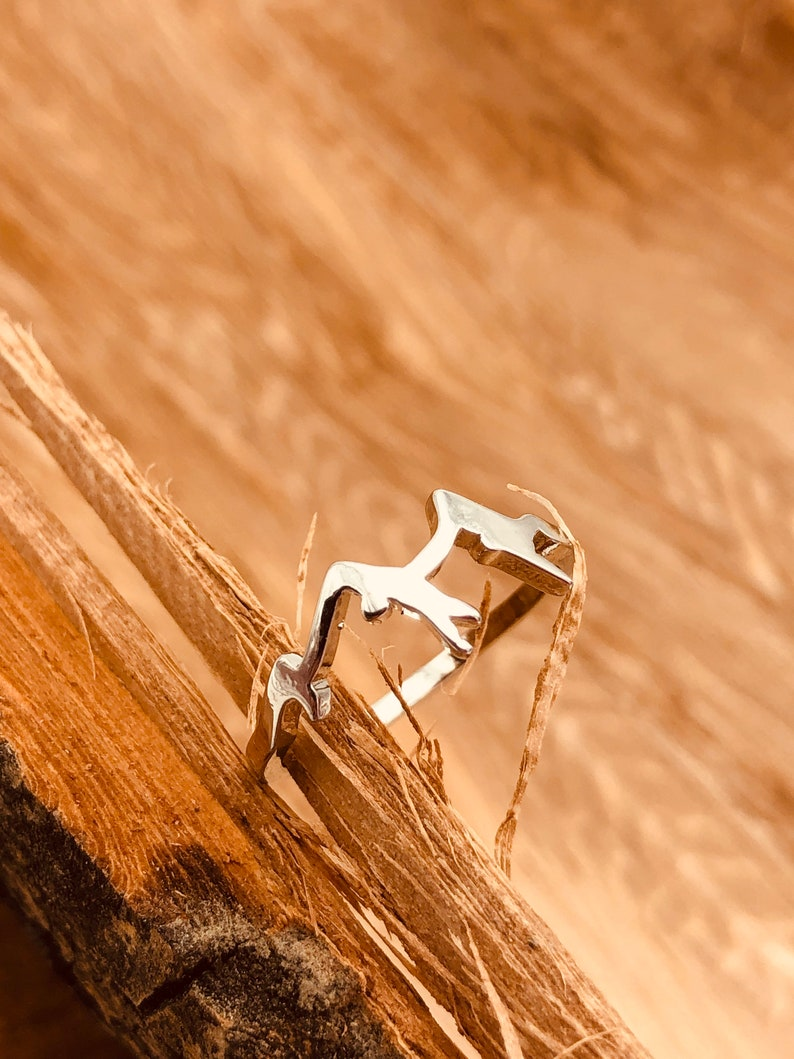 Mountain Ring Woodland Ring Traveller Minimalistica Outdoors Mountains Calling Rockies Adventure Inspirational