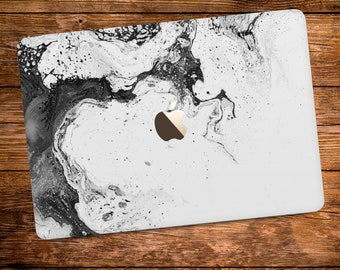 Black Marble MacBook Case 11 MacBook 13 Touch Bar 2016 White Marble Case MacBook 12 MacBook Air 13 MacBook Case 15 Pro Retina Marble Case