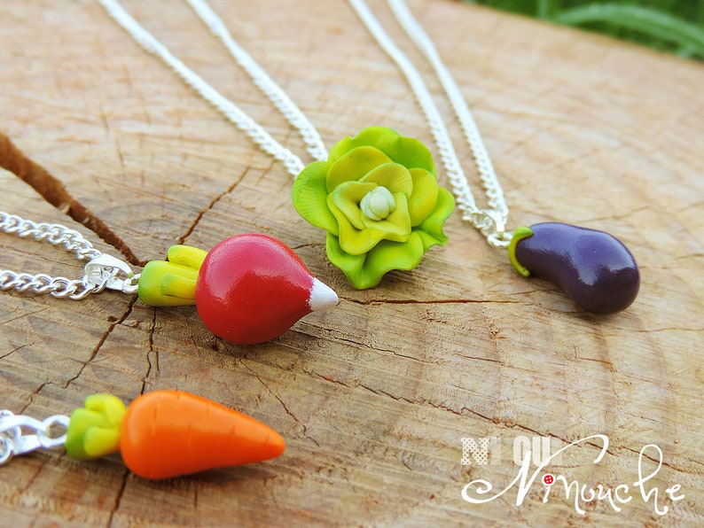 Vegetable Necklace Chain