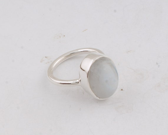 Meditation Ring 925 Sterling Silver Ring Silver Spinner Ring-925 Sterling Silver thumb Ring-Silver Band Ring ETSYCYBER2018 - SPINNER RING
