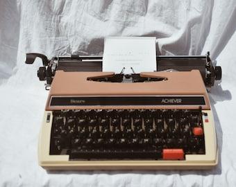 sears typewriter etsy rh etsy com Craftsman LT 2000 Manual PDF Craftsman Instruction Manual