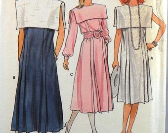 UNCUT Vogue 8991 Puritan Dress, bust 36