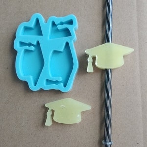 Tweety bird silicone straw toppers mold