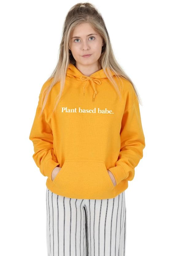 Holy Guacamole Hoody Hoodie Top Funny Avocado Vegan Angel Slogan