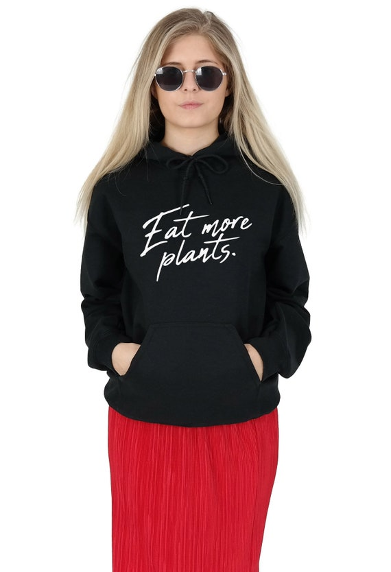 Cact-You = Cactus Hoodie Hoody Top Pocket Cute Cropped Funny Plant Cacti