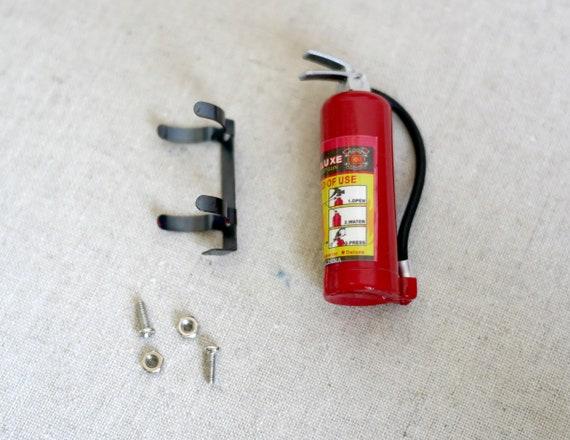 1//12 Miniature Dollhouse Fire extinguisher Dollhouse Miniature ToO*sh