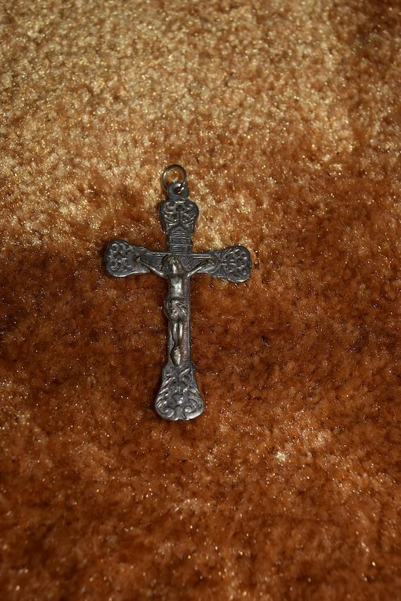 cross with Jesus