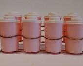 Vintage Pink Plastic Spic...