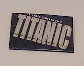 Titanic Movie Pin Badge -...