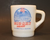 Vintage Coffee Mug - Anch...