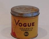 Vintage Vogue Cigarette T...