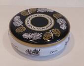 Vintage Round Trinket Tin...