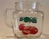 Vintage Federal Glass Pit...
