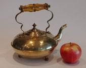Vintage Brass Teapot - An...