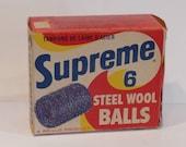 Vintage Brillo Box - Old ...