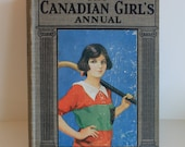 Hardcover Canadian Girl&#...