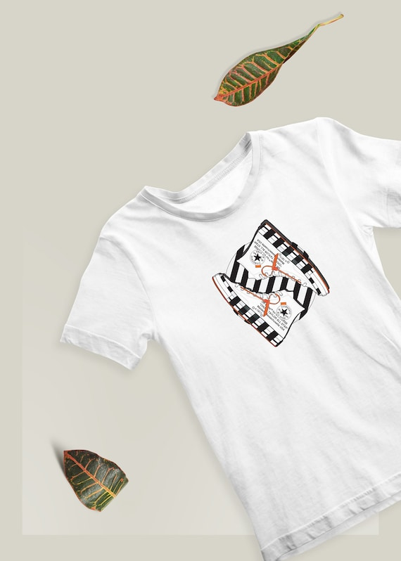 Cusom Sneaker T Shirt Choose your Sneaker Printed on a  121f0042b