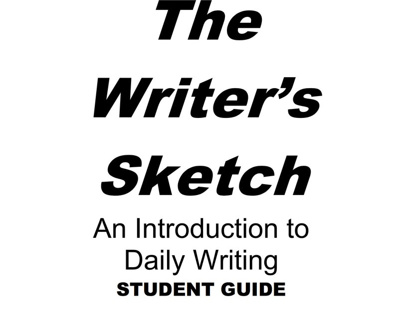 Introductory Self-Paced Course on Daily Writing for Beginners image 0