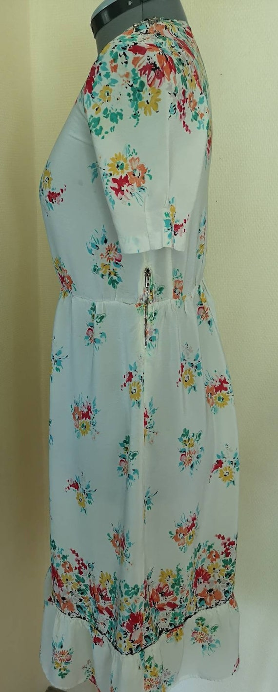 Vintage 1940s dress women, 1940s dress, 40s dress… - image 2