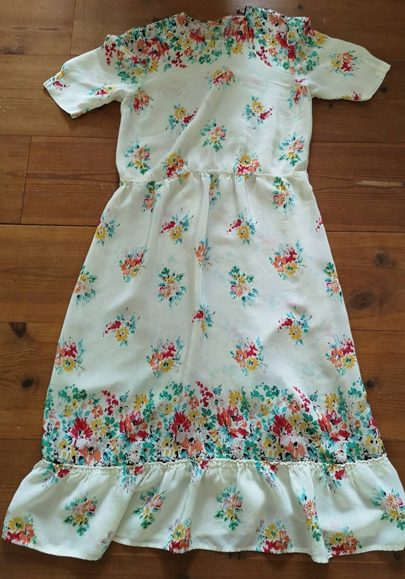 Vintage 1940s dress women, 1940s dress, 40s dress… - image 4