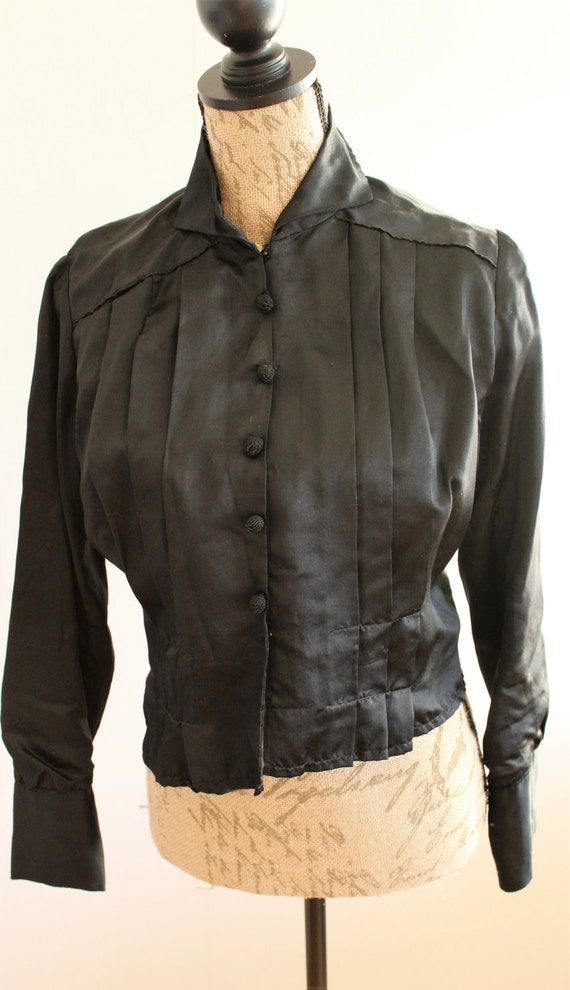 Vintage Edwardian blouse women, Edwardian blouse,