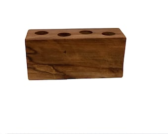 Essential Oil Rollerball Holder with 6 Holes for Essential Oil  5/10ml Rolleballs Bottles.