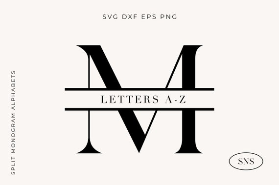 Paris - Split Monogram
