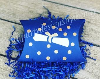 Graduation Gift Box/Pillow box