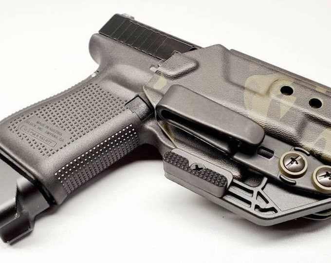 QUICK SHIP! Tuxton IWB Holster with Concealment Wing