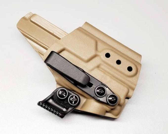 Olight PL Mini 2! Hk VP9 sk with Olight PL Mini 2 | Custom Kydex IWB Holster