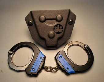ASP Chained Single Cuff Holder