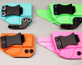 QUICK SHIP! Tuxton IWB Holster with Fomi Clip and removable Concealment Wing
