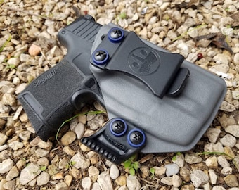 NEW! Sig P365 with Foxtrot 365 Light IWB Holster with Standard Clip and Concealment Wing