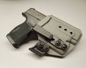Sig P365 XL with Streamlight TLR-6! - Custom Kydex Iwb Holster