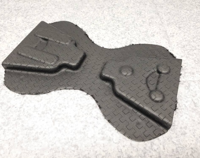 Holstermakers ONLY! Vacuum Formed Handcuff Carrier Shells