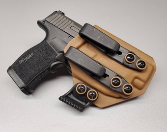 Sig P365 XL with Lima 365 Laser! - Custom Kydex Iwb Holster