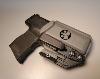 Sig P365 IWB Holster | IWB Holster with Concealment Wing and Tuckable Clip