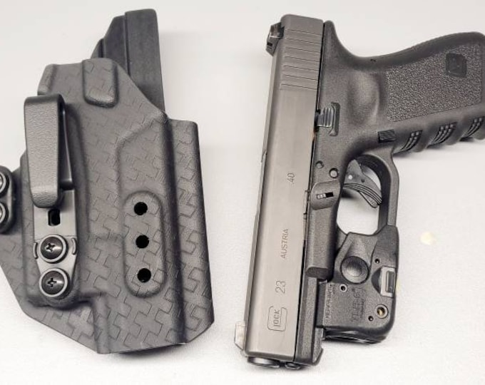 Glock 19 TLR-6 IWB Holster | Glock 19/23/32 with Streamlight TLR-6