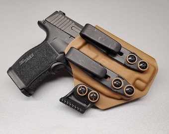 Sig P365 XL with Foxtrot 365 Light! - Custom Kydex Iwb Holster