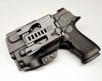 OWB Holster w/Tek Lok | Optic Cut | Adjustable Retention