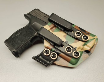 Quick Ship (One available) P365XL with Streamlight TLR-6 IWB Holster with Tuckable Clip and Concealment Wing
