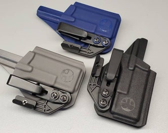 Quick Ship! Springfield Hellcat - IWB Holster with Tuckable Clip and Concealment Wing