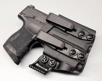 Sig P365 with Recover Tactical Rail and Olight PL Mini 2! - Custom Kydex Iwb Holster