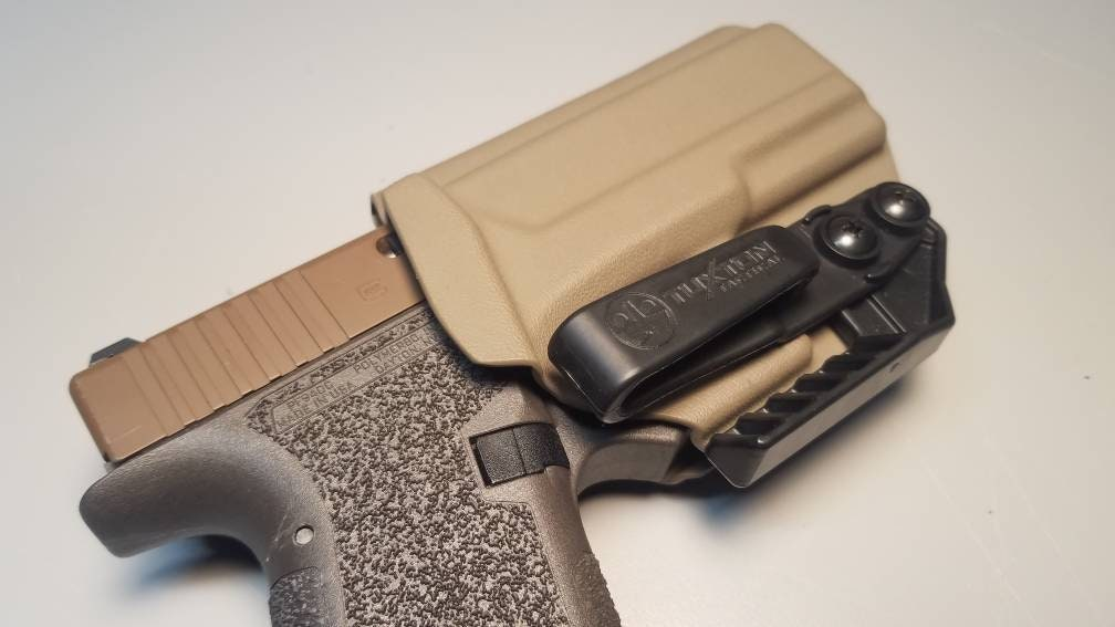 P80 Polymer 80 PF940C (Glock 19 Frame)- IWB Holster with