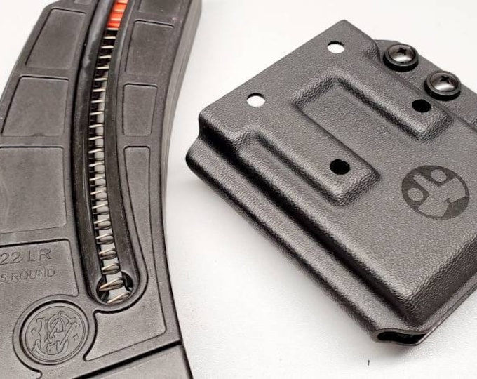 M&P 15/22 Mag Carrier (NO MAGS INCLUDED!!)- with Adjustable Mag Retention Device | Ambidextrous