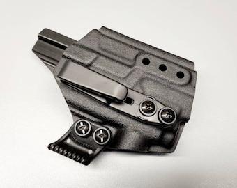 Olight PL Mini 2! Smith and Wesson M&P 9c with Olight PL Mini 2 | Custom Kydex IWB Holster