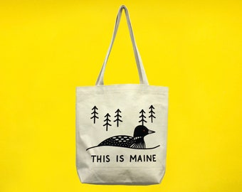 This Is Maine Tote Bag