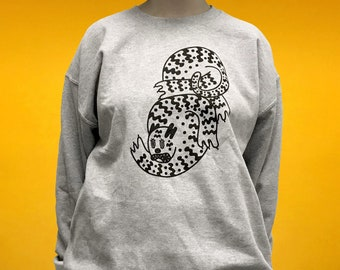 Out of Sorts Tiger Sweatshirt
