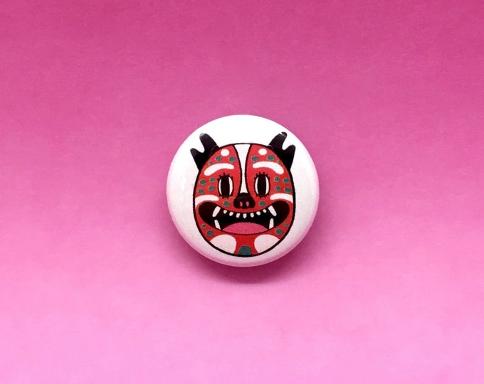 Clown Cat Pin