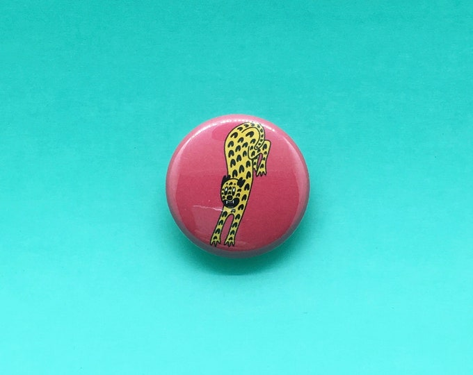 Cheetah Pin